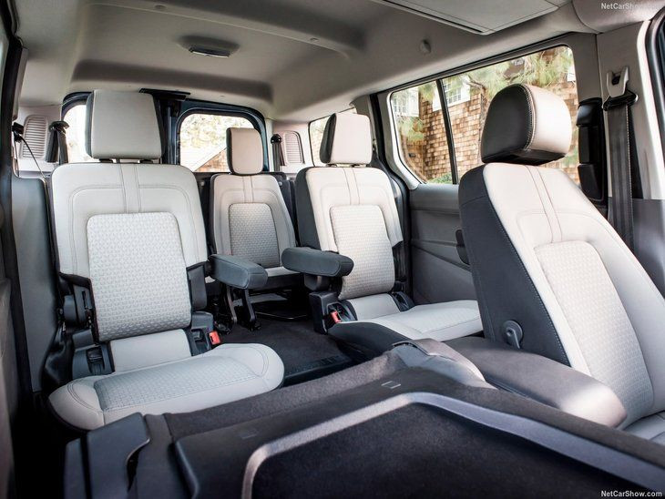 2019 Ford Transit Connect Wagon - Page 4
