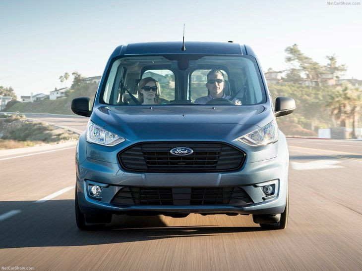 2019 Ford Transit Connect Wagon - Page 2