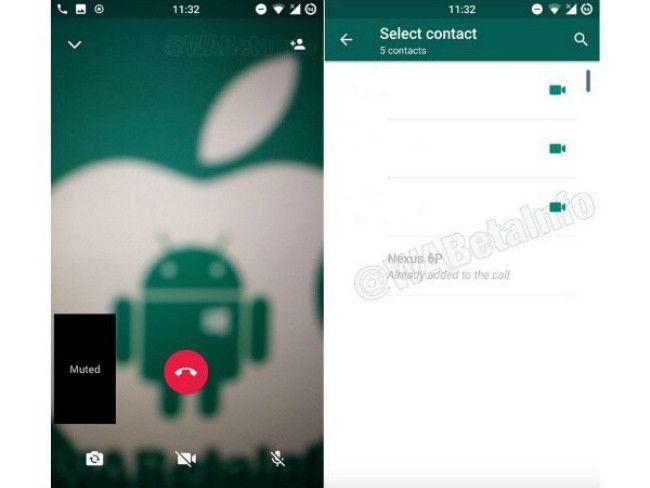 WhatsApp'a görüntülü grup sohbetleri geliyor - Page 2