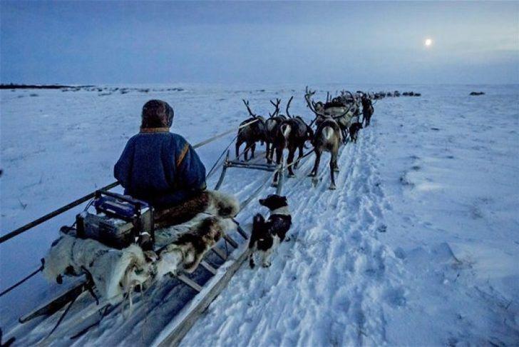 Dünyanın ucu anlamına gelen Yamal-Nenet'te yaşamak! - Page 3