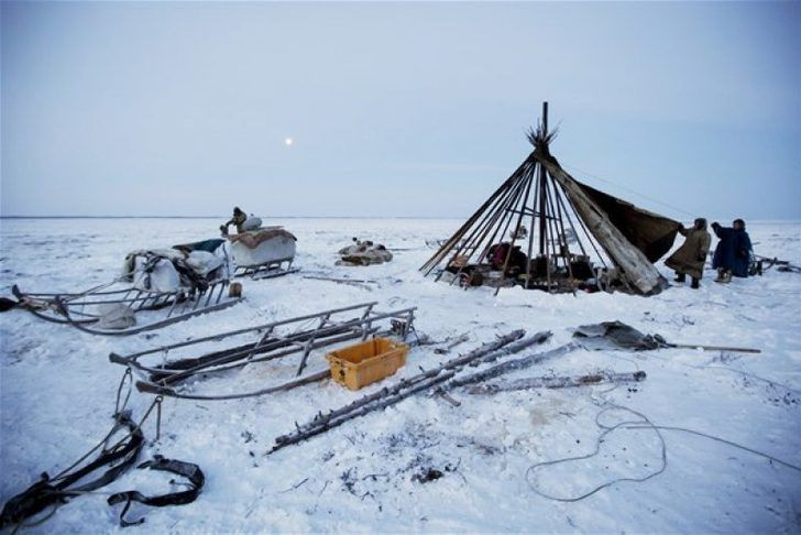 Dünyanın ucu anlamına gelen Yamal-Nenet'te yaşamak! - Page 1