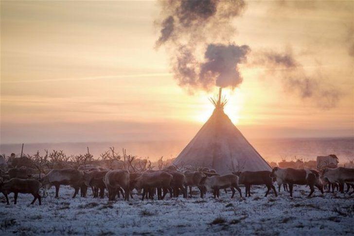 Dünyanın ucu anlamına gelen Yamal-Nenet'te yaşamak! - Page 4