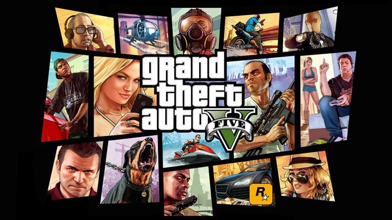 GTA V adını tarihe yazdı!