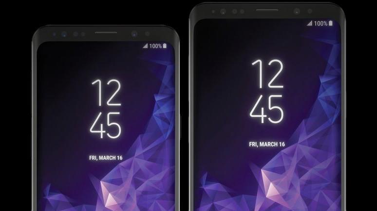 İşte Galaxy S9'un özellikleri!