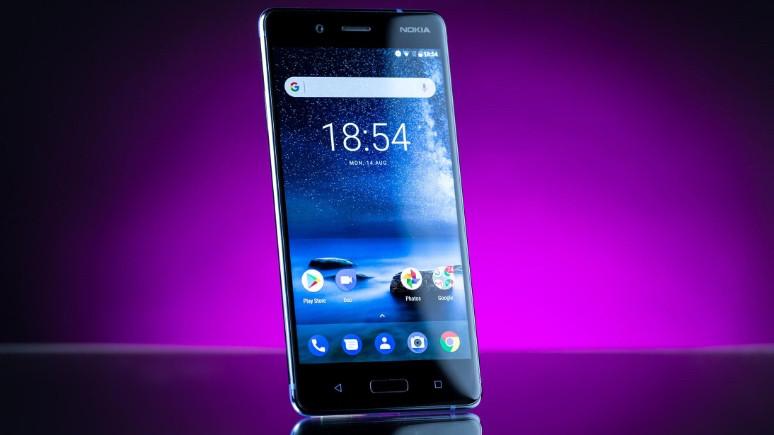 Nokia 8 için Android 8.1 güncellemesi çıktı!