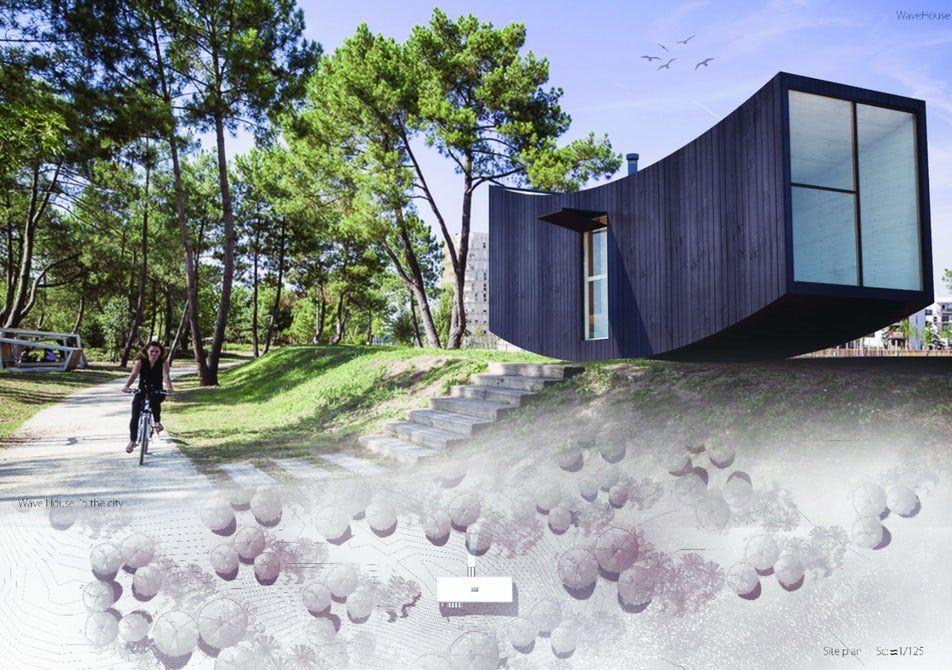 Tiny house tasarım yarışmasının galipleri - Page 1
