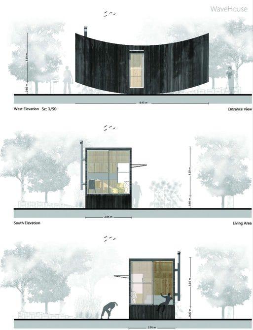 Tiny house tasarım yarışmasının galipleri - Page 2