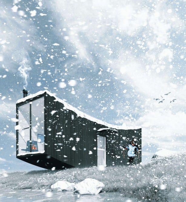 Tiny house tasarım yarışmasının galipleri - Page 3