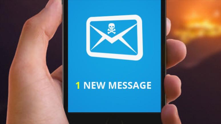 Bu mesaj iPhone'u bozuyor!