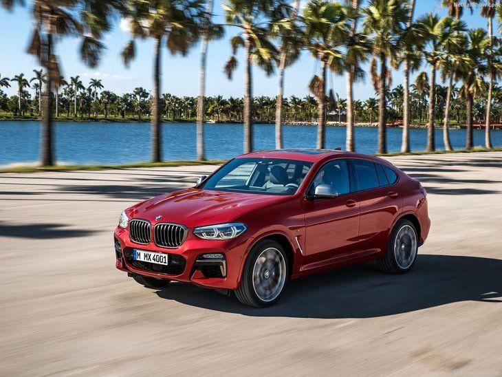 2019 BMW X4 M40d - Page 3