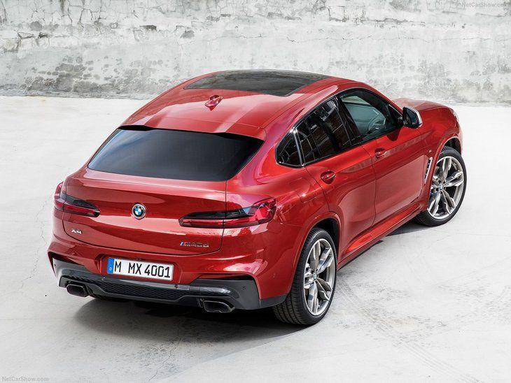 2019 BMW X4 M40d - Page 2