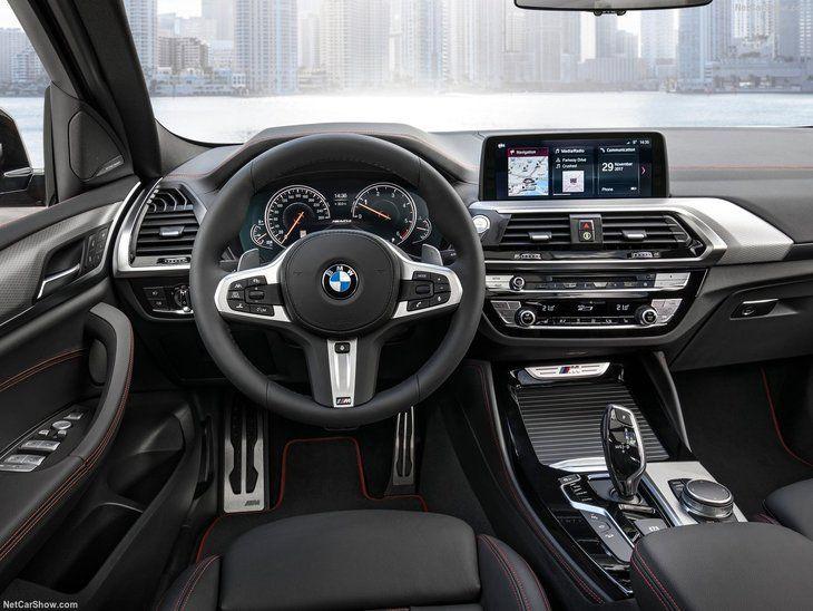 2019 BMW X4 M40d - Page 4