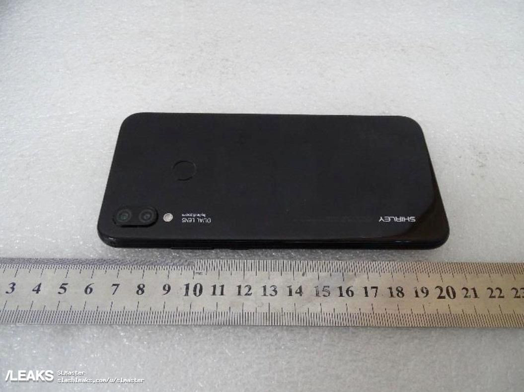 Huawei P20 Lite'ın gerçek görüntüleri sızdırıldı - Page 2