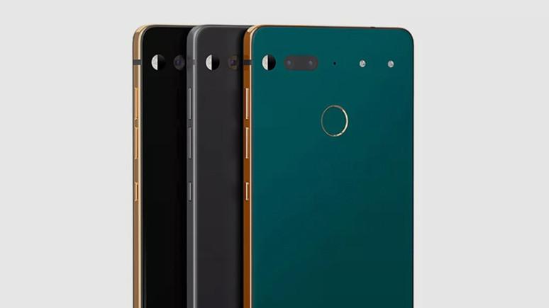İşte Essential Phone'un yeni renkleri!