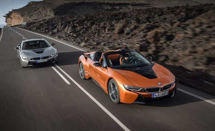 2019 BMW i8 Roadster'in fiyatı sonunda gün yüzüne çıktı - Page 1