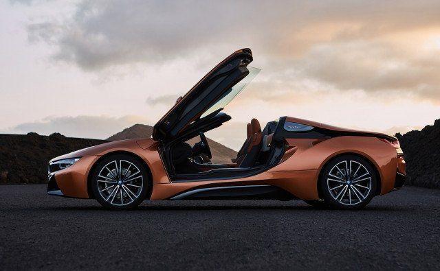 2019 BMW i8 Roadster'in fiyatı sonunda gün yüzüne çıktı - Page 2