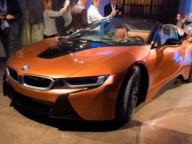 2019 BMW i8 Roadster'in fiyatı sonunda gün yüzüne çıktı - Page 4