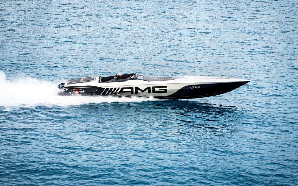 515 Project One, 2018 Miami Uluslararası Tekne Fuarı'nda tanıtıldı - Page 1