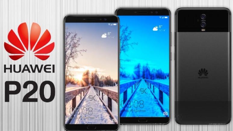Huawei P20 Plus'ın bazı özellikleri sızdı!