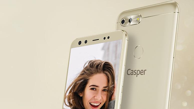 Casper, Türkiye'de telefon üretimine başlıyor