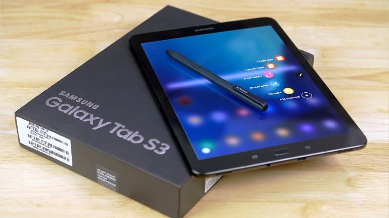 Samsung, Galaxy Tab S4 ile iPad'e rakip olacak!