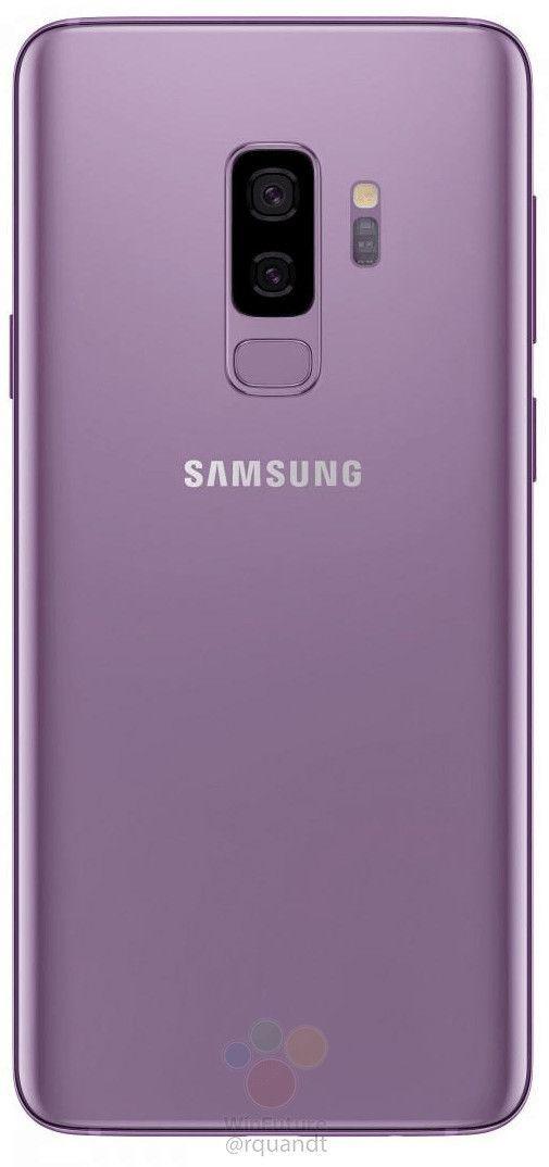 Galaxy S9 ve Galaxy S9+ resmi görüntüleri - Page 1