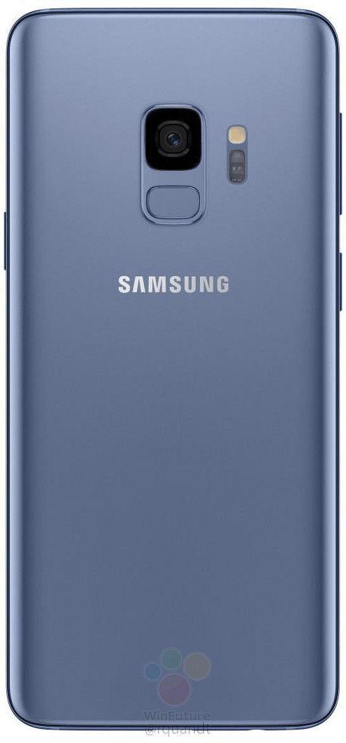 Galaxy S9 ve Galaxy S9+ resmi görüntüleri - Page 2
