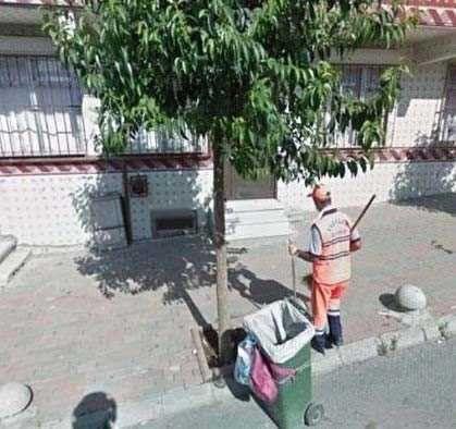 Street View'in Türkiye'de yakaladığı birbirinden ilginç görüntüler - Page 2