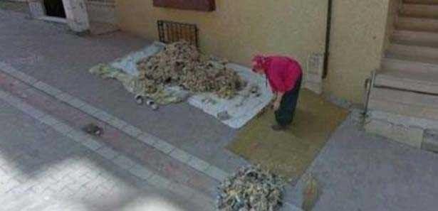 Street View'in Türkiye'de yakaladığı birbirinden ilginç görüntüler - Page 1