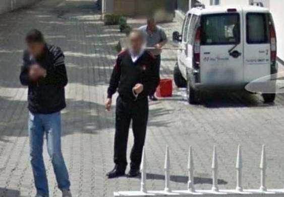 Street View'in Türkiye'de yakaladığı birbirinden ilginç görüntüler - Page 3