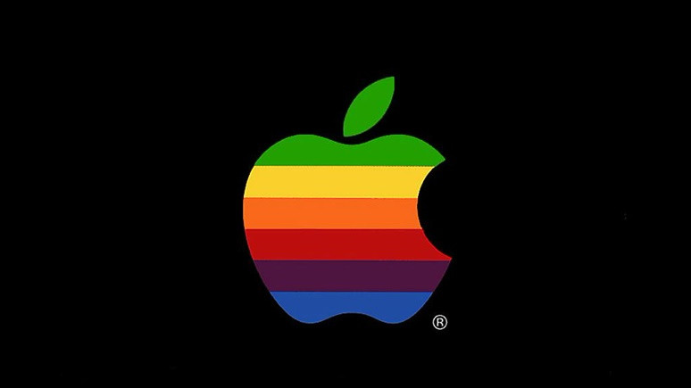 Apple gökkuşağı logosuyla yeni bir marka kuruyor!