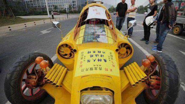 Çinlilerin yaptıkları birbirinden ilginç ve şaşırtıcı icatlar - Page 1