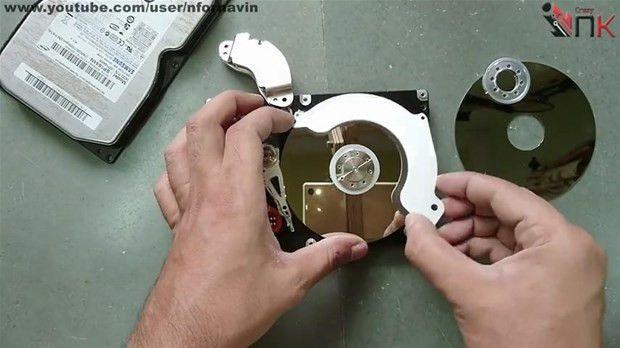 Eski hard diskini bakın nasıl değerlendirdi - Page 3