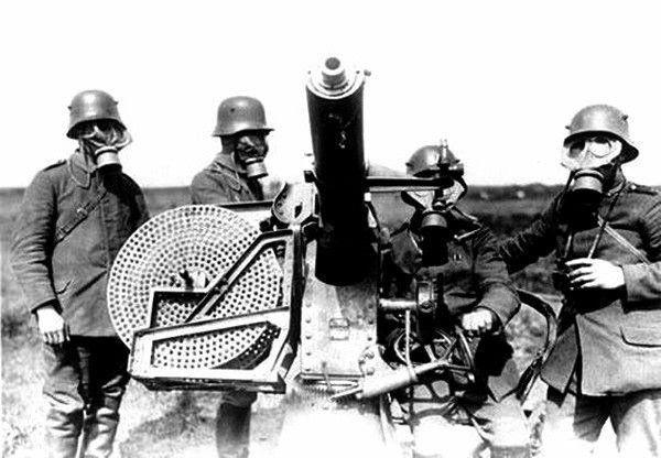 1'inci Dünya Savaşı'nın teknolojik cihazları neleri değiştirdi? - Page 1