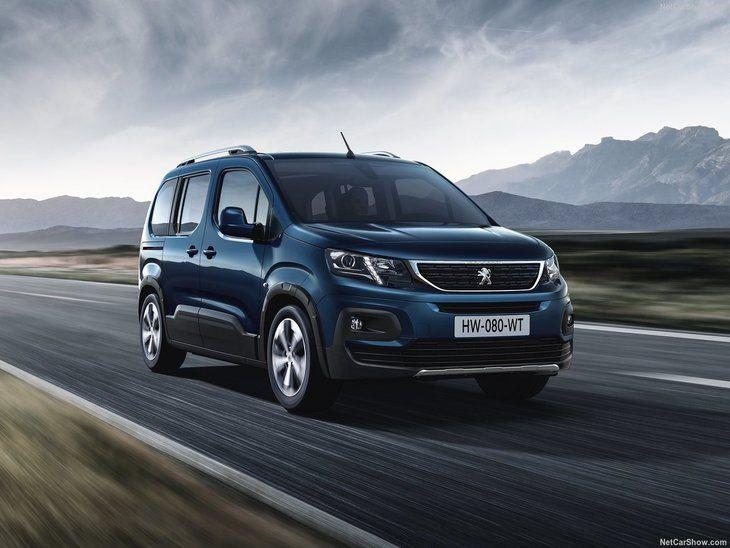 Karşınızda 2019 Peugeot Rifter - Page 1