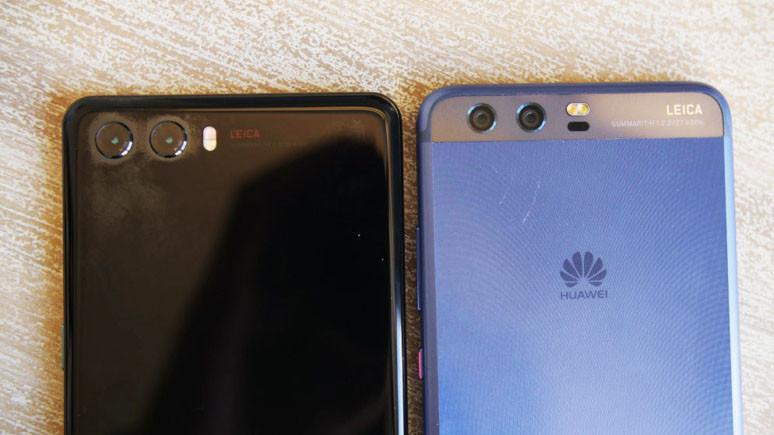 Huawei P20, P20 Pro ve P20 Lite resmi görüntüleri