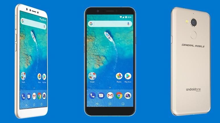 İşte Android Go telefonu GM 8 Go!