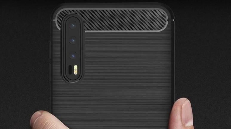 Huawei P20'nin videosu sızdırıldı