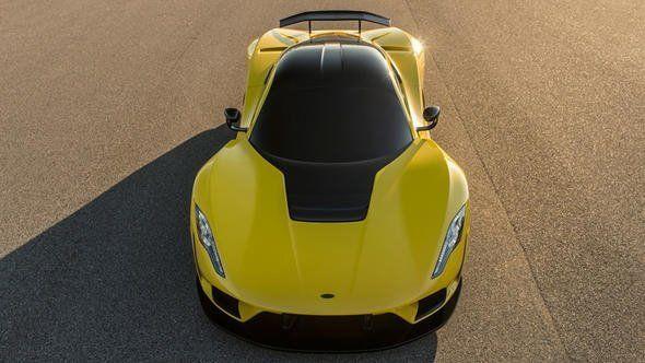 2018 yılı itibarıyla dünyanın en hızlı 25 otomobili - Page 1