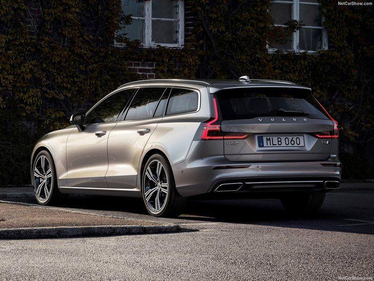 Volvo'nun yeni modeli V60 gün yüzüne çıktı - Page 1