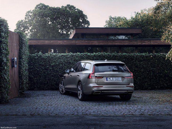 Volvo'nun yeni modeli V60 gün yüzüne çıktı - Page 4