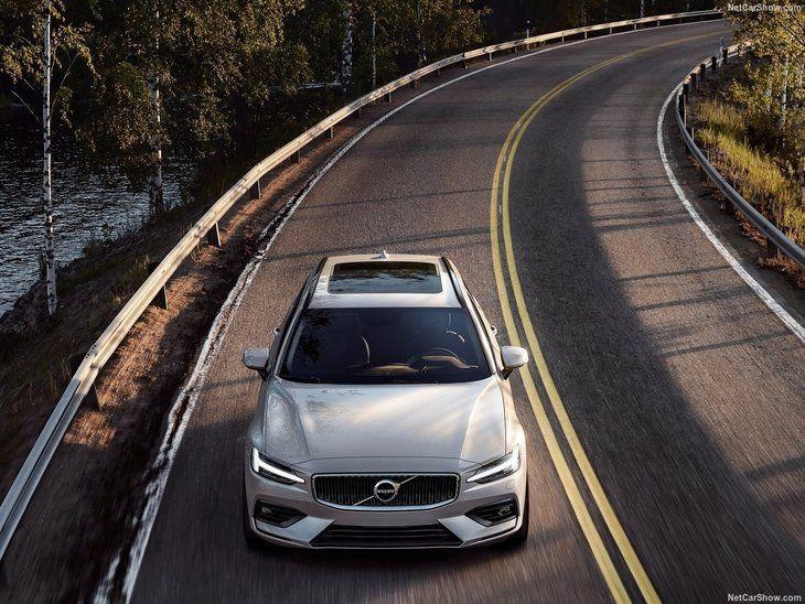 Volvo'nun yeni modeli V60 gün yüzüne çıktı - Page 3