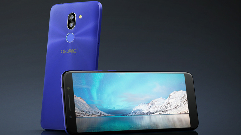Alcatel'in yeni telefonları tanıtıldı!
