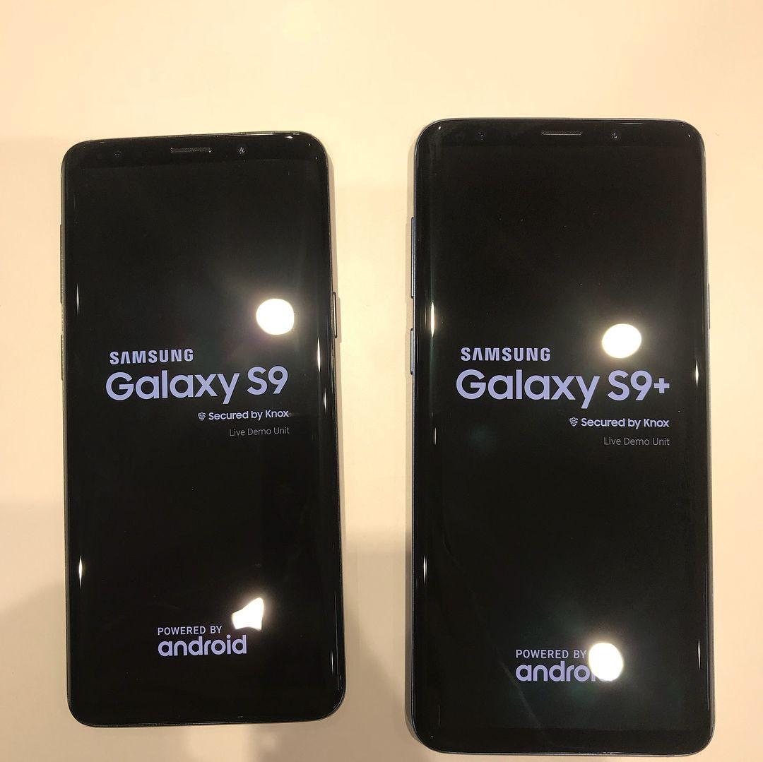 İşte tanıtımdan önce görüntülenen Galaxy S9! - Page 3