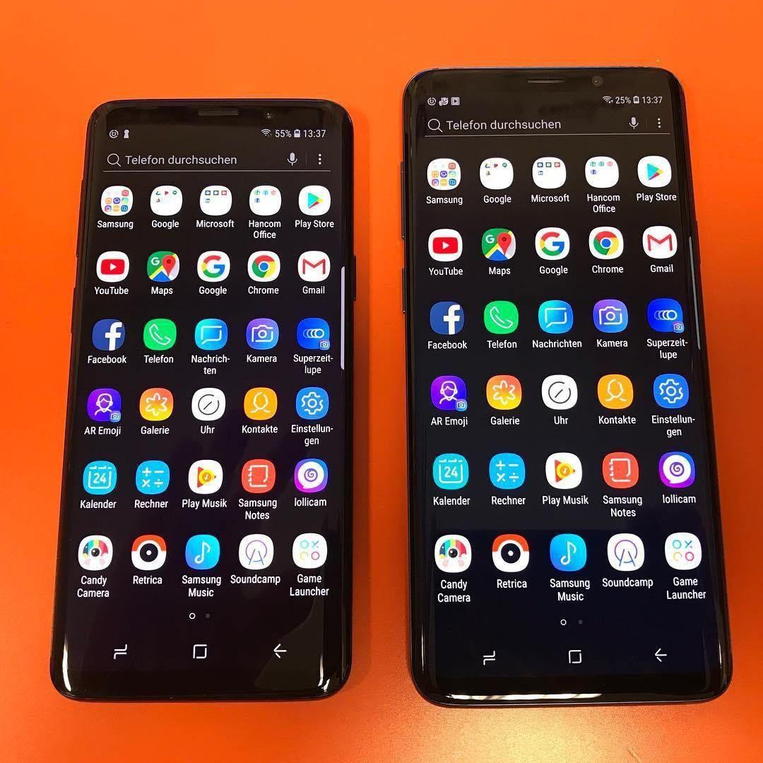 İşte tanıtımdan önce görüntülenen Galaxy S9! - Page 4