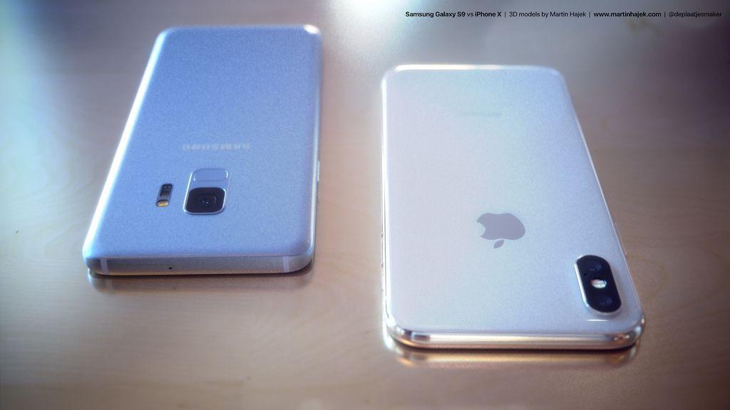 Galaxy S9 ile iPhone X yan yana! - Page 2