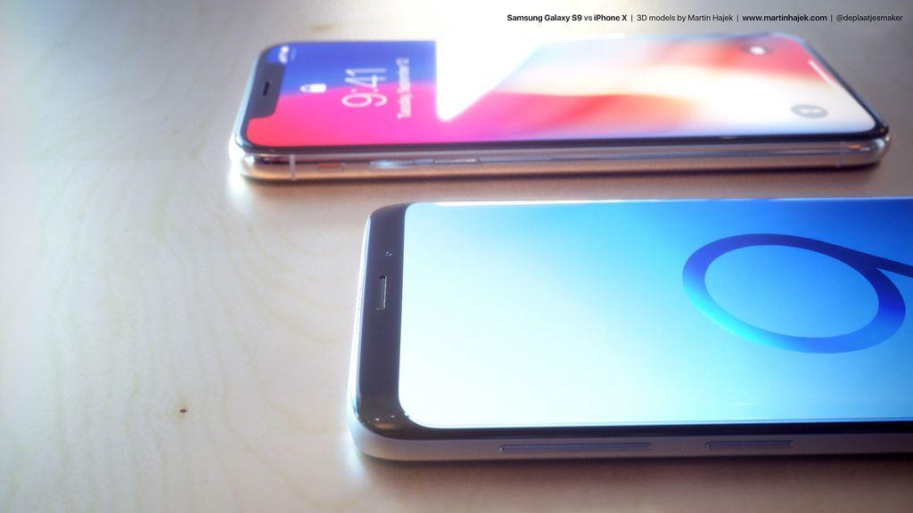 Galaxy S9 ile iPhone X yan yana! - Page 4