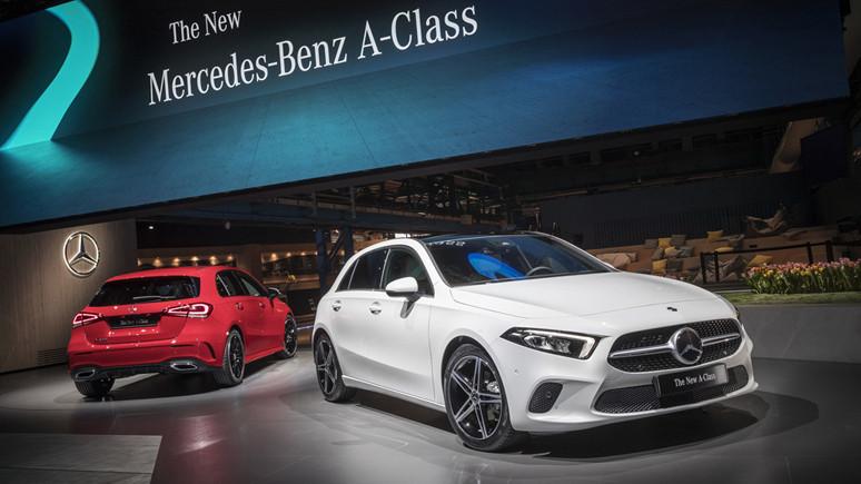 Mercedes-Benz MWC 2018'de!