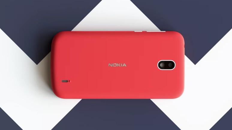 Android Oreo Go ile çalışan 80 dolarlık Nokia 1 tanıtıldı!