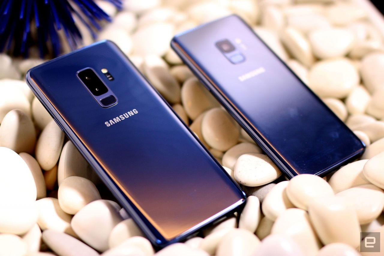 Galaxy S9 ve Galaxy S9+'a yakından bakın! - Page 1